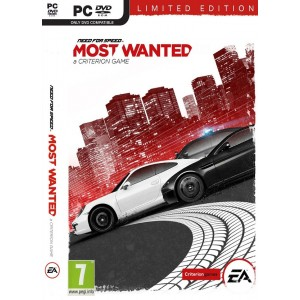 Need For Speed Most Wanted Digital (código) / PC Origin
