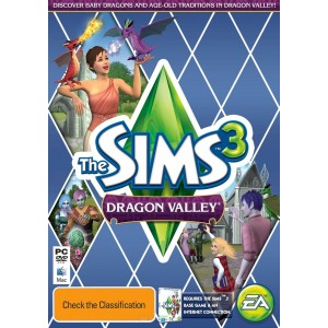 Los Sims 3 Dragon Valley Digital (Código) / PC Origin