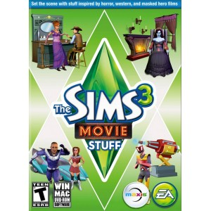 Los Sims 3 Movie Stuff Digital (Código) / PC Origin