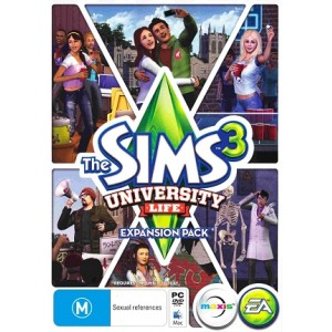Los Sims 3 University Life Origin Download Code