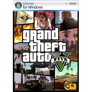 Grand Theft Auto 5 Digital (Código) / PC Steam