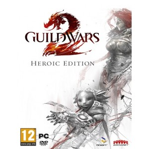 Guild Wars 2 Heroic Edition Digital (código) / PC