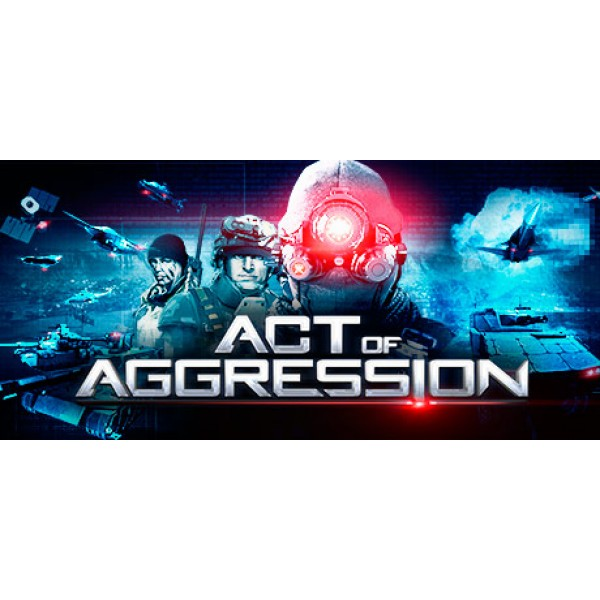 Act of Aggression Digital (código) / PC Steam