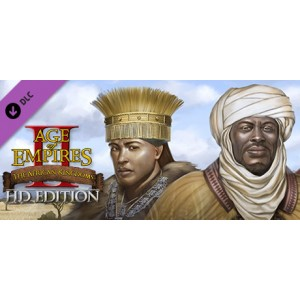 Age of Empires II HD: The African Kingdoms Digital (Código) / PC Steam