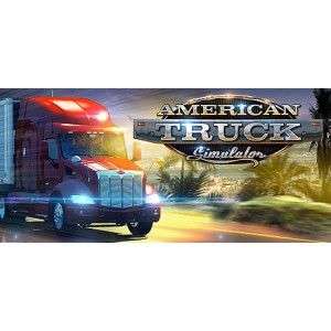 American Truck Simulator Digital (Código) / PC Steam