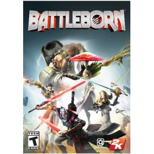 Battleborn Digital (código) / PC Steam