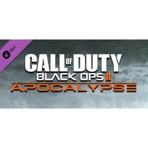 Call Of Duty: Black Ops 2 - Apocalypse Digital (Código) / PC Steam