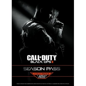 Call Of Duty Black Ops 2 Season Pass Digital (Código) / PC Steam