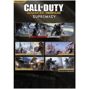 Call of Duty: Advanced Warfare - Supremacy Digital (código) / PC Steam