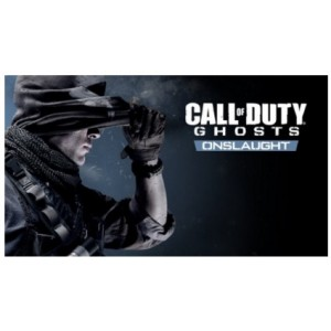 Call Of Duty: Ghosts - Onslaught Digital (código) / Ps3