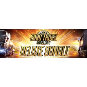 Euro Truck Simulator 2 - Deluxe Bundle Digital (Código) / PC Steam