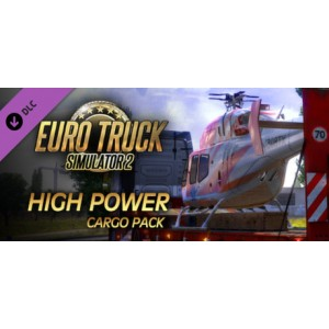 Euro Truck Simulator 2 - High Power Cargo Pack Digital (Código) / PC Steam