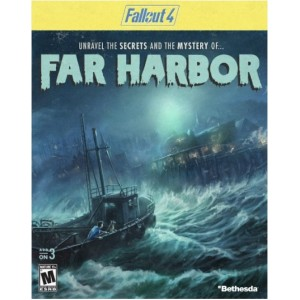 Fallout 4 - Far Harbor Digital (Código) / PC Steam