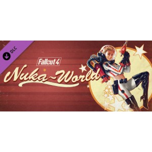 Fallout 4 Nuka-World Digital (Código) / PC Steam