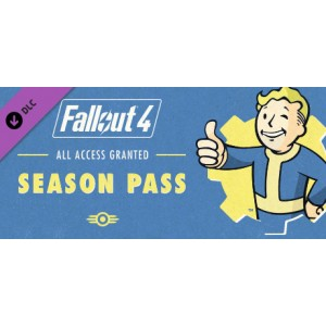 Fallout 4 Season Pass Digital (Código) / PC Steam