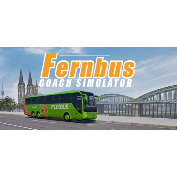 Fernbus Simulator Digital (código) / PC Steam