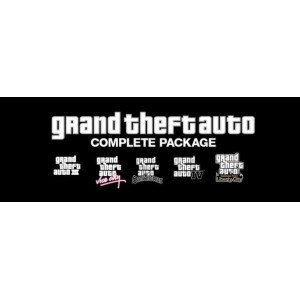 Grand Theft Auto Collection Steam Download Code