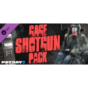 Payday 2 Gage Shotgun Pack Steam Download Code