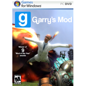 Garry's Mod Digital (Código) / PC Steam