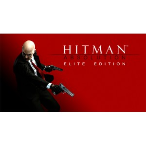 Hitman Absolution (Elite Edition) Digital (código) / PC Steam