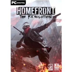 Homefront The Revolution Digital (código) / Pc Steam