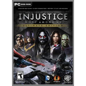 Injustice: Gods Among Us Digital (código) / PC Steam