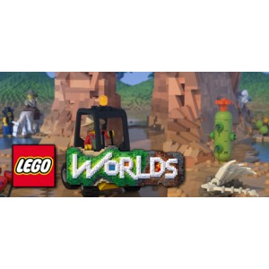 LEGO Worlds Digital (código) / PC Steam