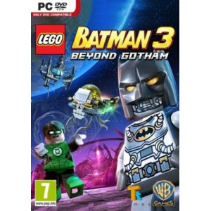 LEGO Batman 3 - Beyond Gotham Steam Download Code