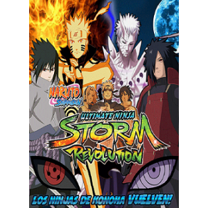 Naruto Shippuden: Ultimate Ninja Storm Revolution Steam Download Code