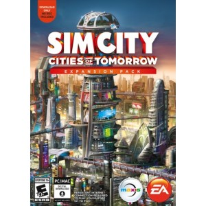 Simcity: Cities Of Tomorrow Digital (código) / PC Origin