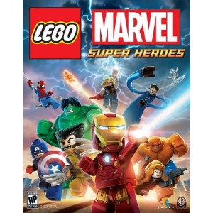 Lego Marvel Super Heroes Digital (código) / PC Steam