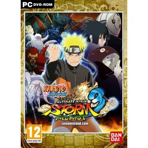 Naruto Shippuden Ultimate Ninja Storm 3 Full Burst Digital (código) / PC Steam