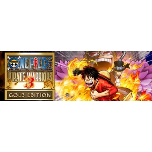 ONE PIECE PIRATE WARRIORS 3 Gold Edition Digital (Código) / PC Steam