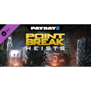 PAYDAY 2: The Point Break Heists Digital (código) / PC Steam