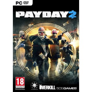 Payday 2 Digital (Código) / PC Steam