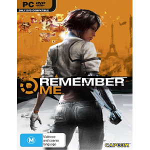 Remember Me Steam Download Code