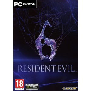 Resident Evil 6 Digital (código) / PC Steam