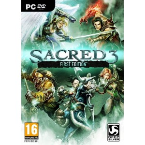 Sacred 3 Digital (Código) / PC Steam
