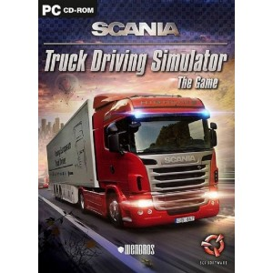 Scania Truck Driving Simulator Digital (código) / PC Steam