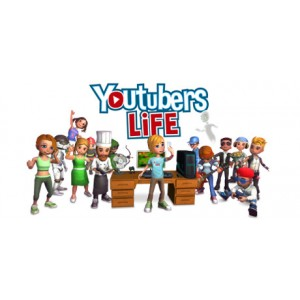 Youtubers Life Digital (código) / PC Steam