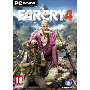 Far Cry 4 Digital (código) / PC Uplay