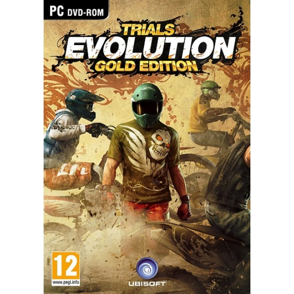 Trials Evolution Gold Edition Digital (código) / PC Uplay