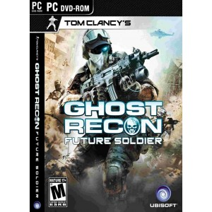 Ghost Recon Future Soldier Digital (Código) / PC Steam