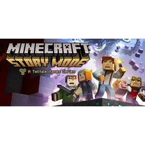 Minecraft: Story Mode - A Telltale Games Series Digital (Código) / PC Steam