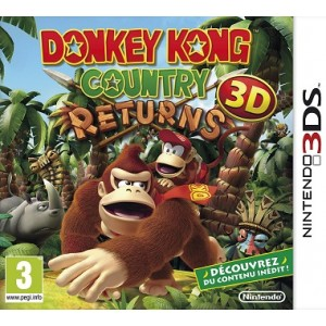 Donkey Kong Country Returns Digital (Código) / 3DS