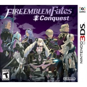 Fire Emblem Fates: Conquest Digital (Código) / 3DS