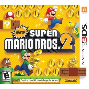 New Super Mario Bros 2 Digital (Código) / 3DS