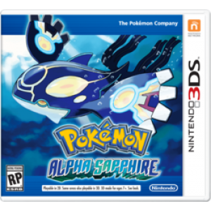 Pokemon Alpha Saphire Digital (Código) / 3DS