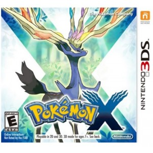 Pokemon X Digital (Código) / 3DS