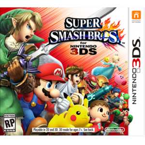 Super Smash Bros Digital (Código) / 3DS